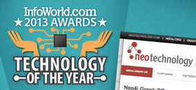 InfoWorld Technology of the Year Award