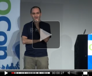 Jim Webber speaks at QCon