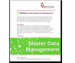 Neo4j Powers Master Data Management