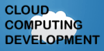 Cloud Computing Development Logo