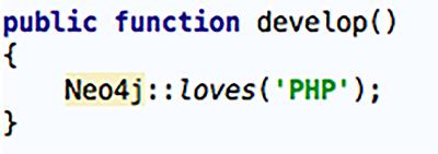 neo4j loves php